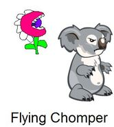 Flying Chomper