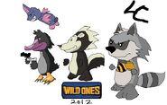 Wild Ones 2012