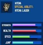 Hyenastats