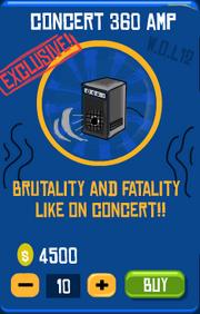 Concert Amp
