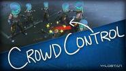 WildStar DevSpeak Crowd Control