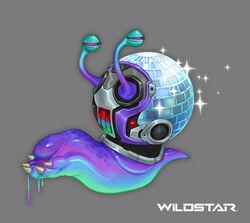 WS 2015-05 Concept Art - Disco Snolug