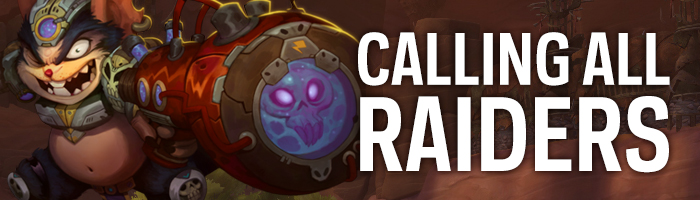 Wildstar Raids Header