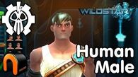 WildStar - Exile - Human Male, Character Creation