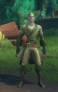 Ranger Forster