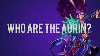WildStar Who Are The Aurin?