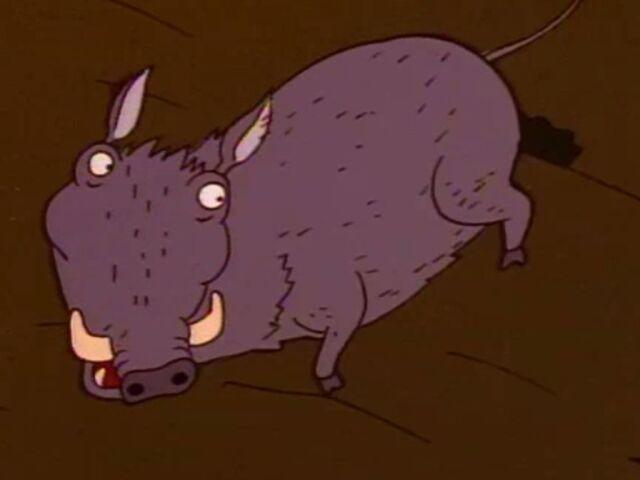 File:Running Hog.JPG