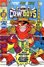 Moo Mesa Archie Comic Vol 1 issue 3