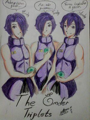 The Ender Triplets