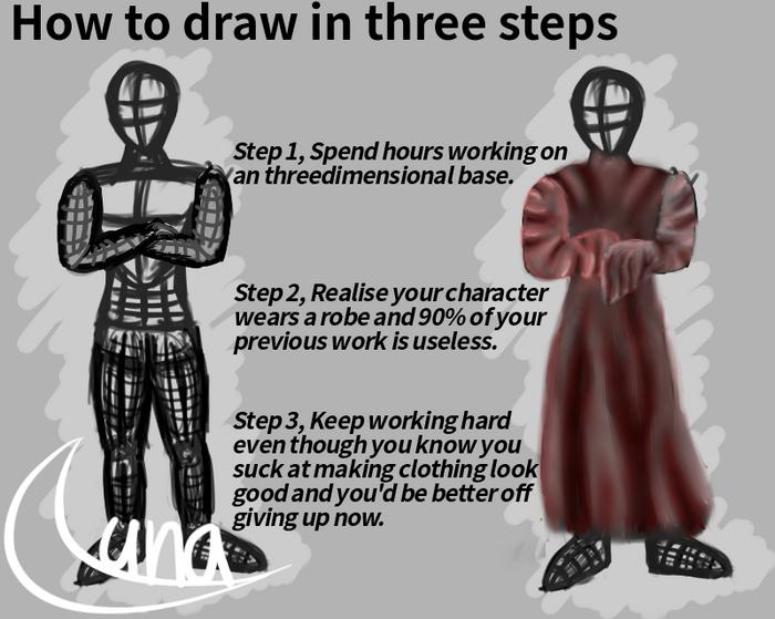 Willcraftanimations Satire Sketch