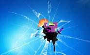 Wrecker breaks the fourth wall