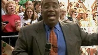 Today show blooper. Two guys kiss..al roker recovers