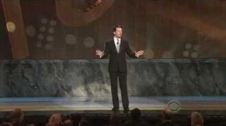 Sean Hayes hosting the 64th Tony Awards