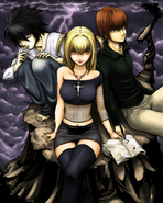 Death Note The World by Robbuz