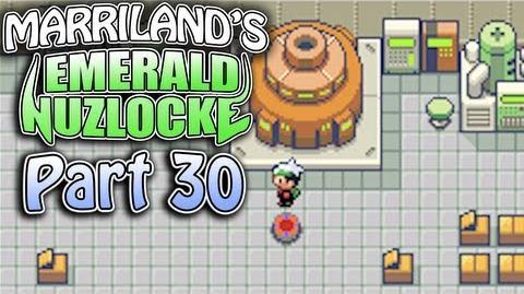 Pokemon Emerald Nuzlocke, Part 30 Which Switch is Which?!