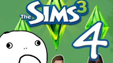 """Sims 3 Let's Play! Episode Four """"I Am Rebecca Black"""""""
