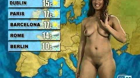 03 22 05 Naked News Weather April Torres