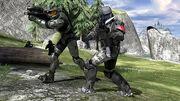 Halo 3- MC and Commando