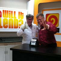 Will Scoble Blend? No!