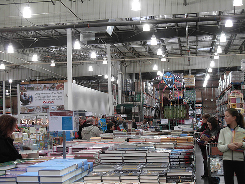 File:Costco Warehouse - Book Stacks.jpg