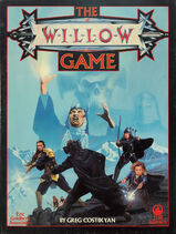 The Willow Game box