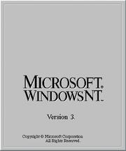 Winnt3.xx(1993-Present)