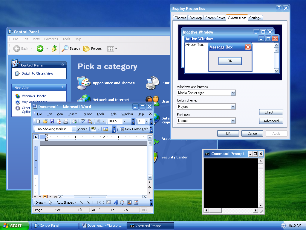 Download free Windows XP Vista 7 and 8 themes icons wallpapers and more