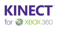 Kinect logo print