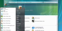 Technical features new to Windows Vista