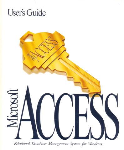 File:Access 1 1 cover.jpg