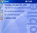 Pocket PC 2002