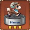 Blamen