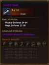 L50 HunterWaist SentrySash