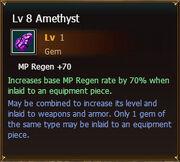Amethyst lvl8