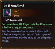 Amethyst lvl6