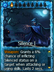 Cards SilenceI Art