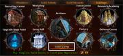 Guild Buildings Tab