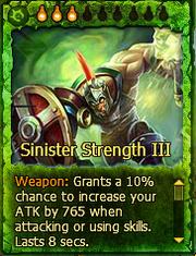 Cards SinisterStrengthIII Art