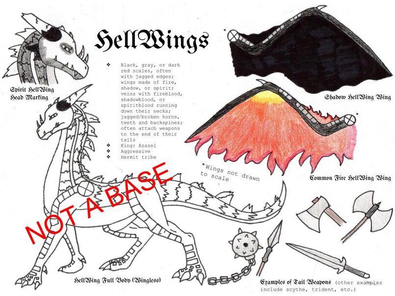 HellWing Ref Sheet