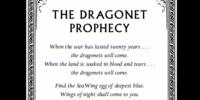 The Dragonet Prophecy (Prophecy)
