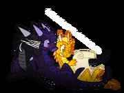 Fatespeaker, Starflight, and Sunny