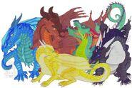 The dragonets of destiny fanart by zhakrisstol-dax0b95