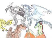 The Dragonets of Destiny 1