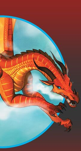 Moon Rising Wings of Fire Book <a href=