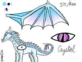 Crystal ref