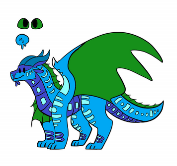 Pacific the SeaWing