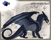 Starwatcher ref sheet