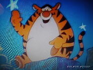 Tigger is Humpry Dumhry