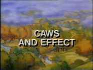 Cawsandeffect