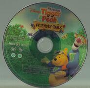 Winnie the Pooh - Friendly Tails DVD